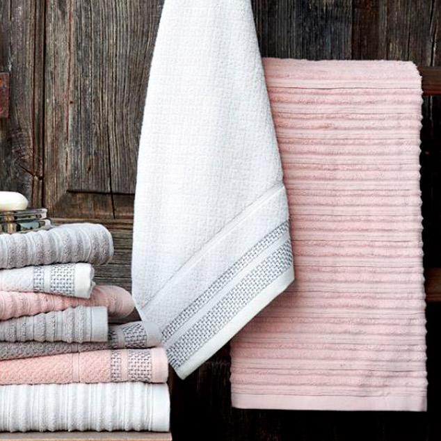 Juego de toallas para el hogar en Comercial Salo