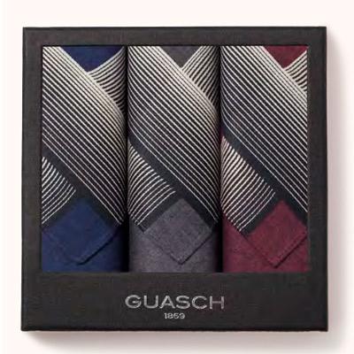 Pañuelos de tela para hombre Guasch 1859