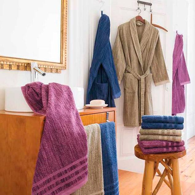 Colección de textiles para el hogar