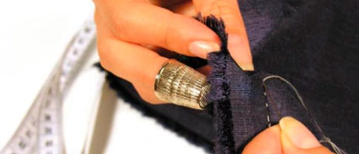 Arreglo de ropa y confección en Irun