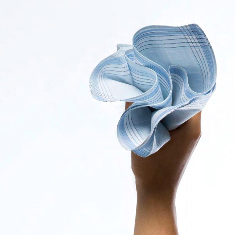 Pañuelos de tela para hombres