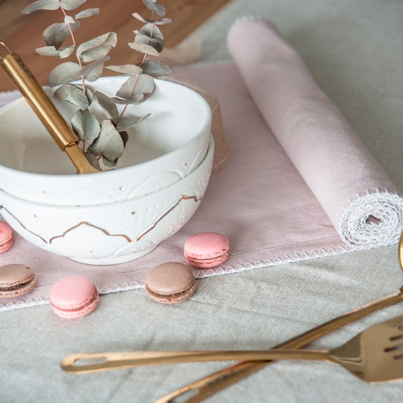 Accesorios textiles para la mesa en Irun