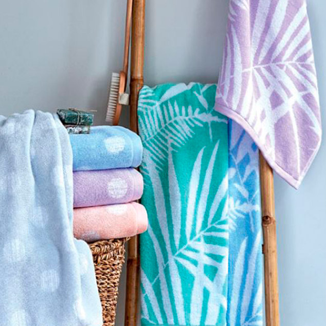 Juego de toallas para el baño