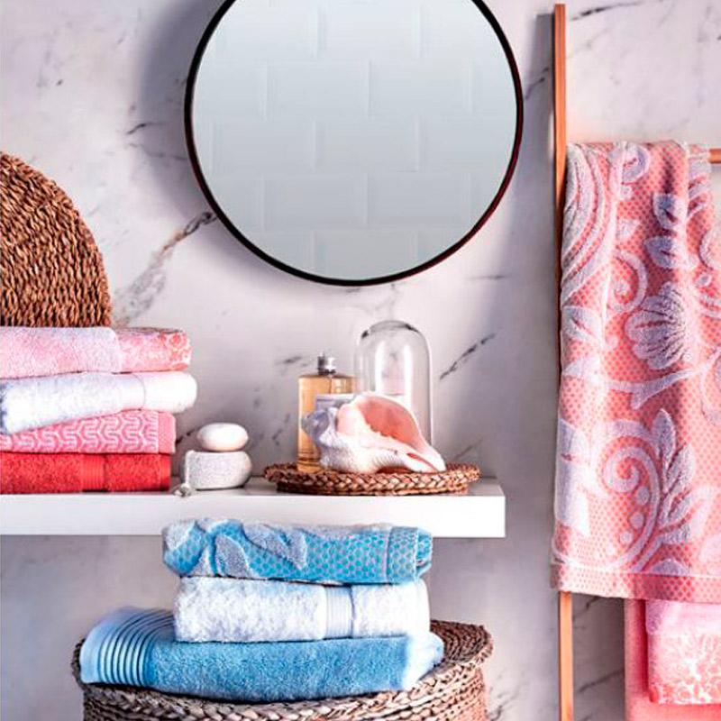 Toallas y textil para baño