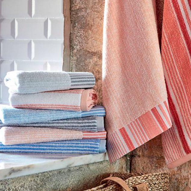 Colección de toallas para el hogar